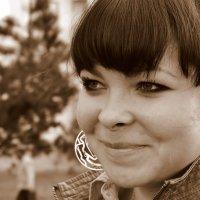 Осенняя улыбка :: Светлана Лукьянова