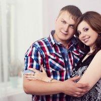 Семейная пара :: Мария Парамонова