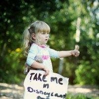 take me to disnayland :: julia julia