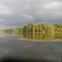 Осень начинается :: Владимир Лагажан