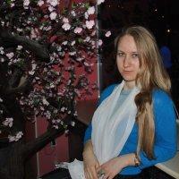 у сакуры) :: Манана Сафонова