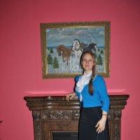 аля под старинные мотивы :: Манана Сафонова