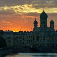 Церковь св. Исидора Юрьевского   г. Санкт-Петербург :: Евгений Киреев