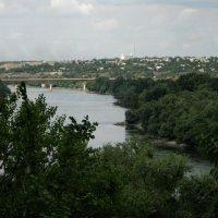 трио - лес вода и город :: Елена Иванова