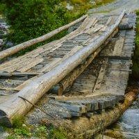 Старый мост :: Владимир Богославцев(ua6hvk)