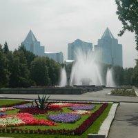 центральная площадь в г.Алматы :: Анжелика Angel