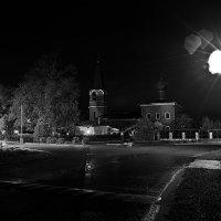 Осень в ночном Аксиньино :: Ксения Соварцева
