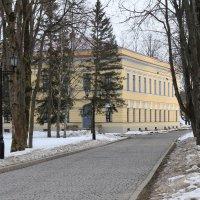 Прогулка по Кремлю :: Олег Фролов
