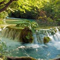 The Waterfall :: Roman Ilnytskyi
