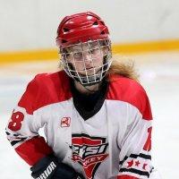 В хоккей играют настояящие... :: Вера Тимофеева