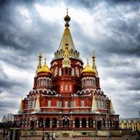 Собор Святого Архистратига Михаила (Ижевск) :: Роман Шершнев