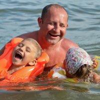Как же весело купаться =) :: Антон Богодвид