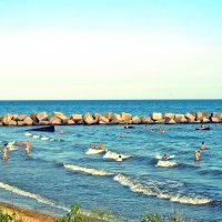 Море :: Екатерина Бондарь