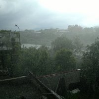 Дождик :: Георгий Оказов