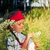 любит... не любит... :: Дарья Казбанова