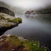 Домик в горах :: Evgeny Kornienko