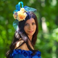 Фотопроект Fashion Бал :: Ирина Феева