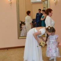 Свадебное зазеркалье...Свои маленькие секреты... :: Хлопонин Андрей Хлопонин Андрей