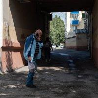 Люди в проходах :: Валерий Михмель