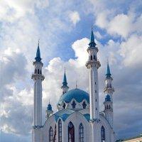 Голубая мечеть :: Нина Синица