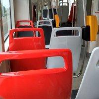 Автобусные сиденья :: Жанна Ким