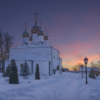 Солотчинский монастырь. :: Светлана А