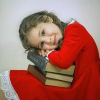 Любительница книг :: Марина Парахина