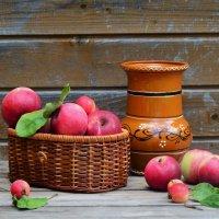 Август пахнет яблоками...3 :: Наталья Natupans