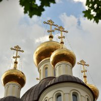Церковь Ксении Петербургской на Петроградской стороне Санкт-Петербург :: Андрей Резюкин