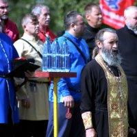 молитва перед соревнованием :: Дмитрий Солоненко