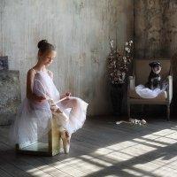 В студии художника :: Виктория Иванова