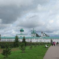 Александро Свирский монастырь. :: Татьяна Гусева
