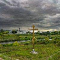 Церковь Борис и Глеба. :: Александр Белый