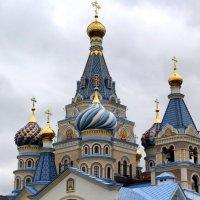 Иверский храм. :: Vlad Сергиевич