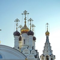 церковь в Багратионовске :: ИННА