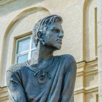 Студент на кукурузе. :: Руслан Васьков