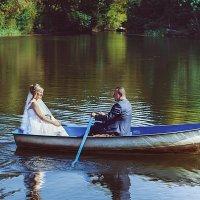 лодка любви :: Татьяна Захарова