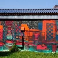 Задумчивый домик :: Наталия Григорьева