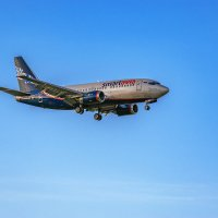 BOEING 737-700NG (VQ-BRI) :: Володька Завитушкин