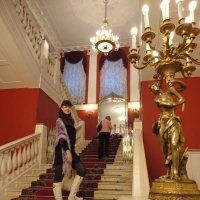 В Екатерининском дворце. Москва :: Валерий