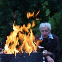Очищение огнём... :: ZNatasha -