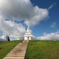Часовня Пресвятой Троицы,Покрово-Тервенический женский монастырь :: Laryan1