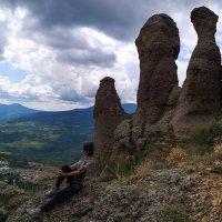 Демерджи, Долина привидений. Крым. :: Сергей Адигамов