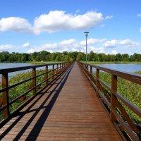 Пешаходнй мост :: Roms Grigonis