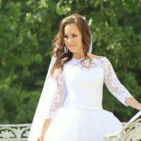 Портрет невесты :: Валентина