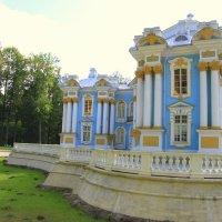 Эрмитаж в Екатерининском саду :: Валентина