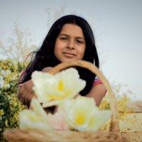 Красивая девочка. :: Ариэль Volodkova
