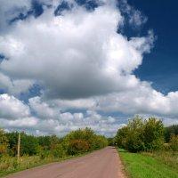 Пути-дороги августа ушедшего.. :: Андрей Заломленков