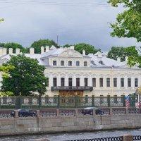 Шереметевский дворец-музей :: Сергей Беляев