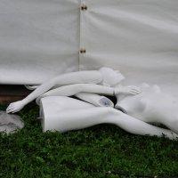Перед тем, как стать красавицей, лежу, отдыхаю))) :: Любовь Миргородская